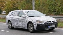 2017 Opel Insignia Sports Tourer casus fotoğrafları