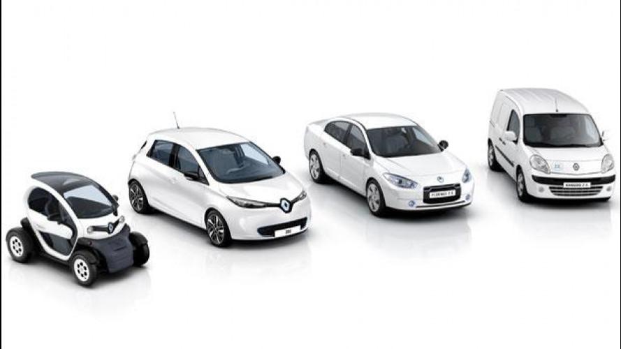 Incentivi auto 2013, ecco quanto costano le Renault