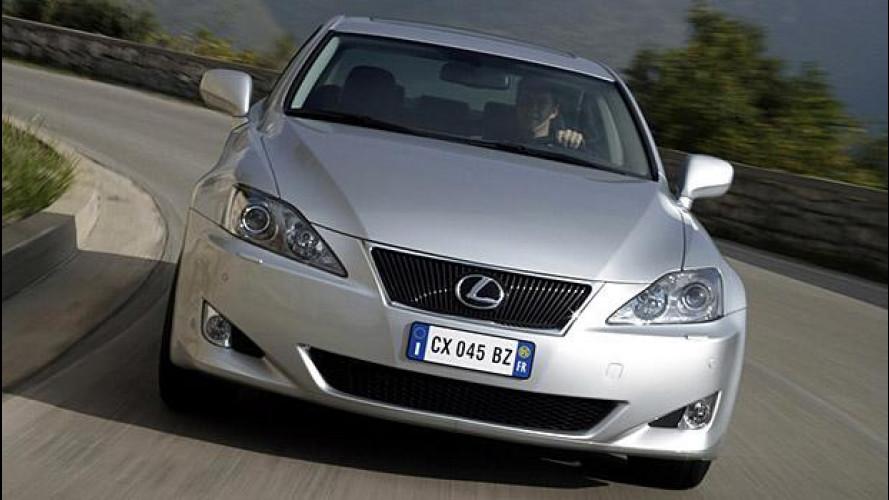 Toyota, un richiamo da 1,75 milioni di auto