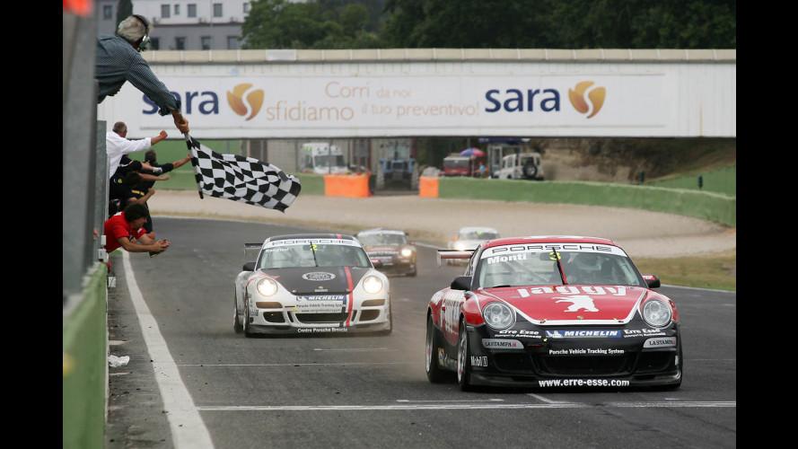 Carrera Cup Italia: dietro le quinte di Vallelunga
