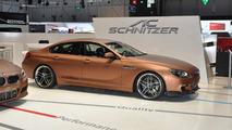 AC Schnitzer BMW 640d Gran Coupe live in Geneva