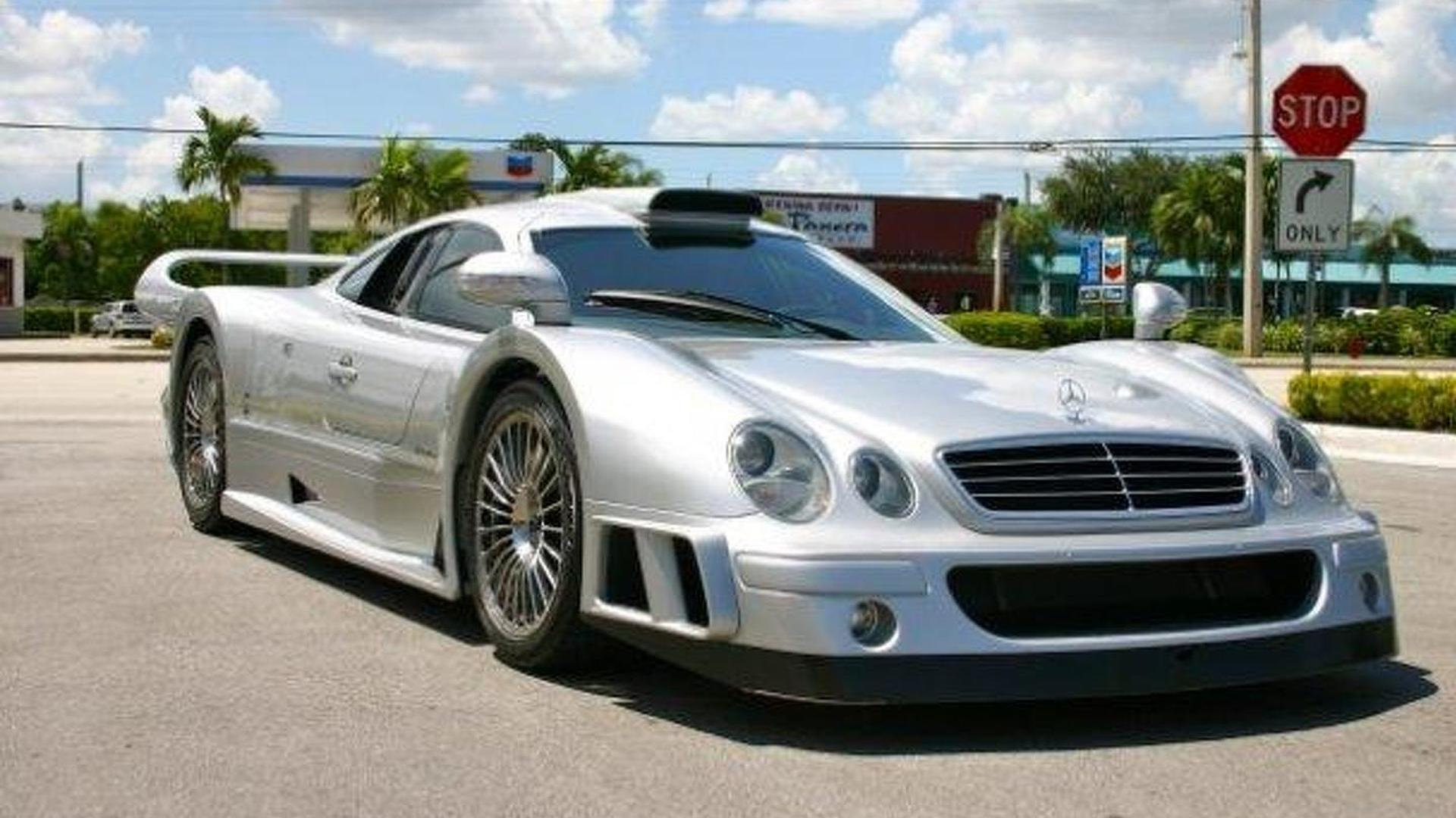 2000 mercedes benz clk gtr amg for sale. Black Bedroom Furniture Sets. Home Design Ideas