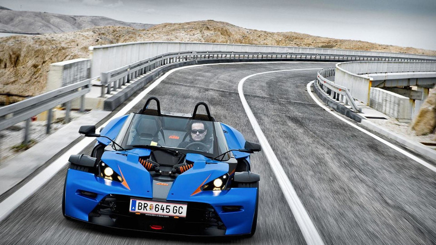 KTM X-BOW GT revealed for Geneva