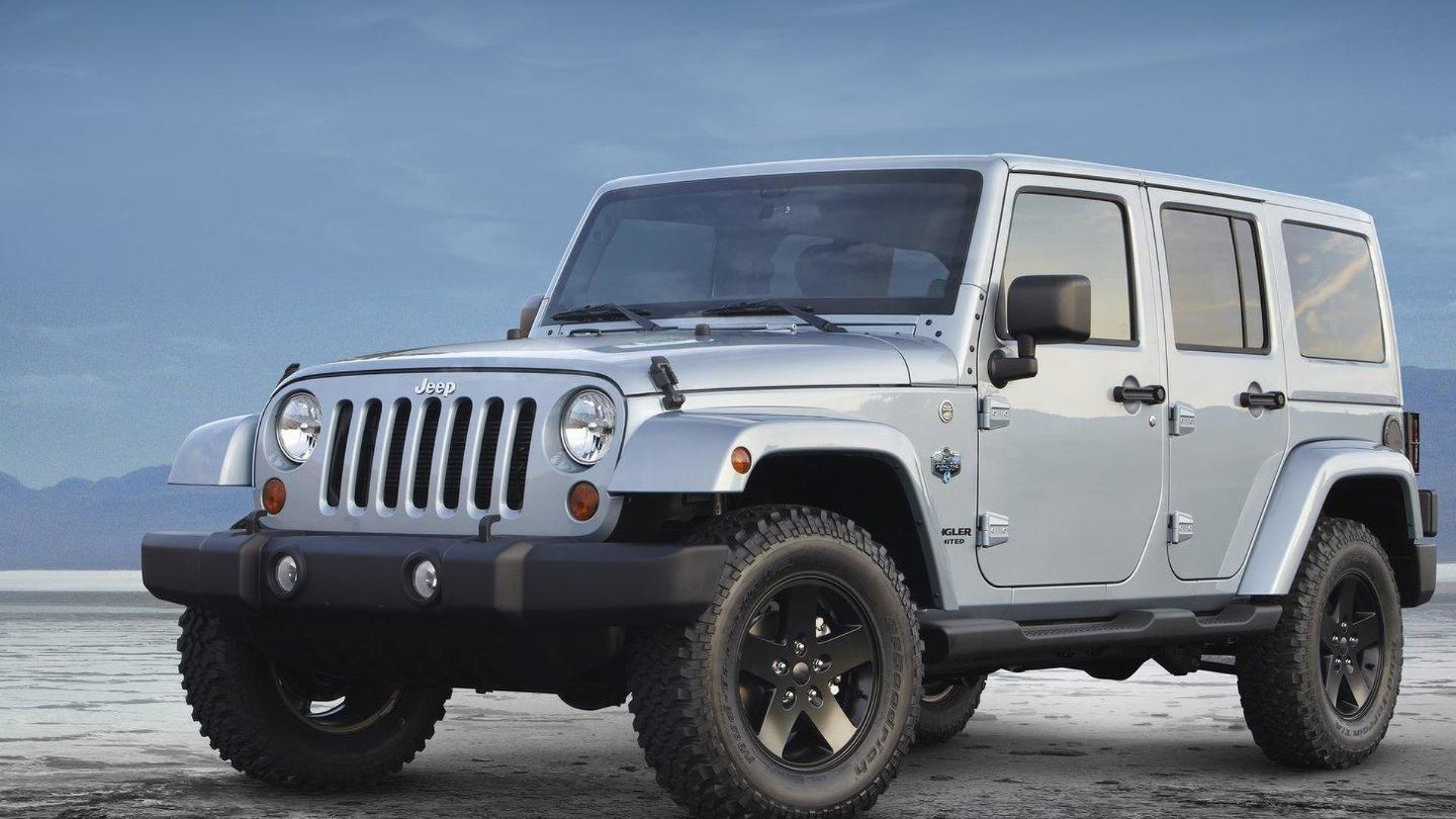 2012 Jeep Wrangler Arctic And Liberty Special Editions
