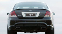 Ford FPV BF MkII Force 8