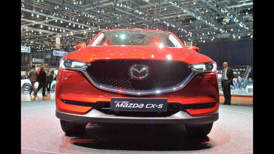 Mazda al Salone di Ginevra 2017