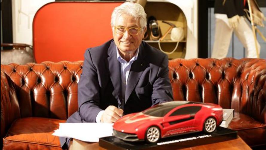 Giugiaro: l'auto del futuro avrà forme... legate alla