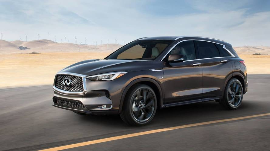 Infiniti Announces QX50 Price, Pre-Order Program With Lavish Gifts