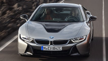 BMW i8 Coupé restyling