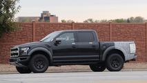 2018 Ford F-150 Raptor Spy Photos