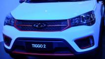 Salão de SP: Chery apresenta o Tiggo 2, que será nacional em 2017