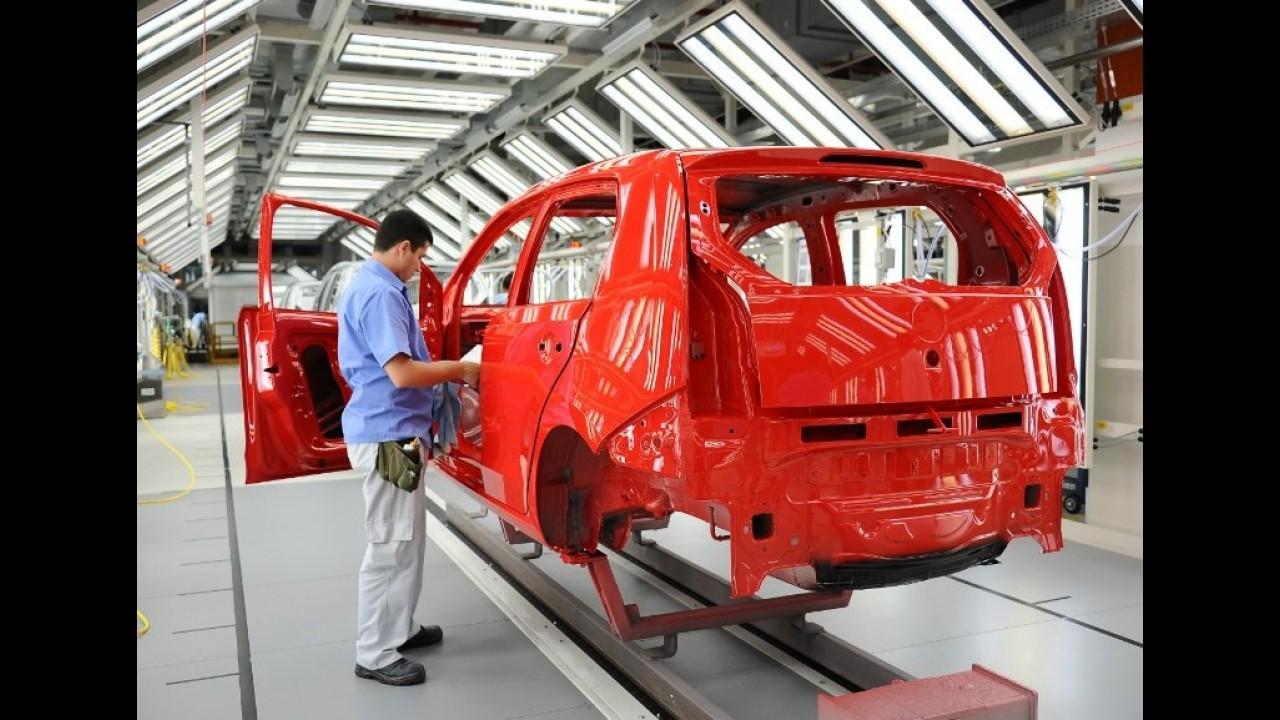Volkswagen cancela contrato com fornecedor e 100 mil veículos deixarão de ser produzidos