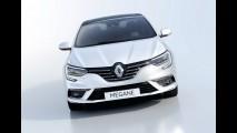 Segredo: Novo Renault Mégane Sedan virá ao Brasil, mas