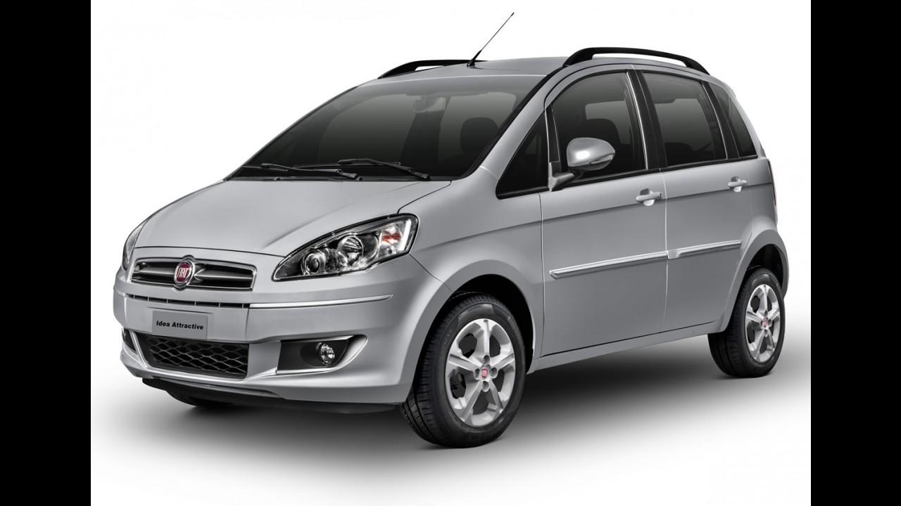 Fiat desmente fim de linha para Bravo, Idea e Linea mais uma vez