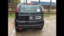 Novo Citroën AirCross aparece novamente antes do lançamento