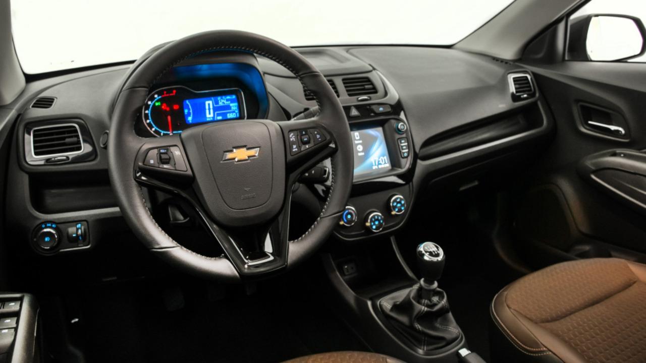 Chevrolet Cobalt exportado Chile