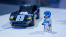 Lego Speed Champions Ford GT40 and Ford GT