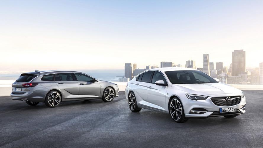 Opel Insignia ailesi güçlü dizel motoruna kavuştu