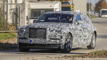 2018 Rolls-Royce Phantom spy photos