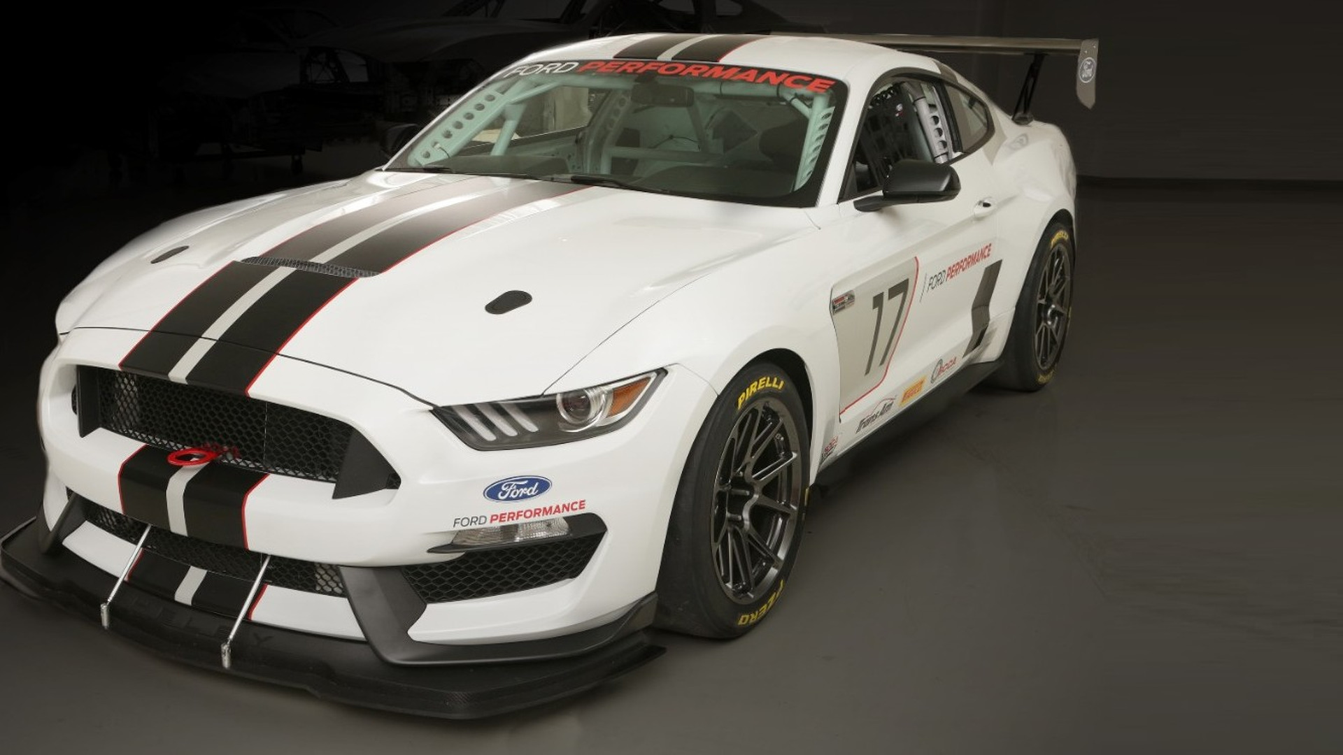 You can\'t drive the Ford Mustang FP350S on public roads