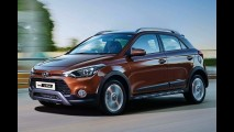 Este é novo Hyundai i20 Active, primo rico do HB20X - veja fotos
