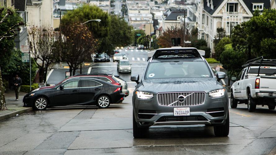 Uber's self-driving car trials shut down by California DMV