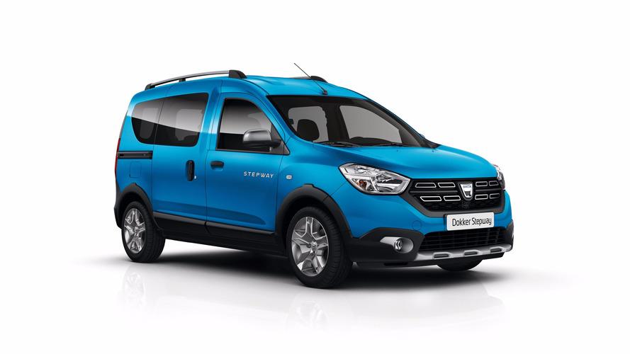 Les Dacia Dokker et Lodgy passent par la case restylage