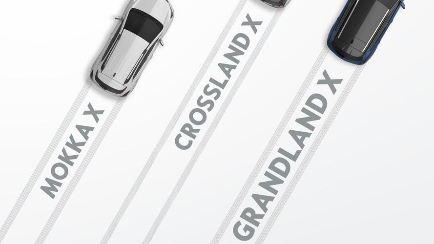Opel Grandland X - Le nouveau grand frère du Crossland X