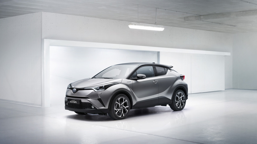 Toyota considering a hotter C-HR