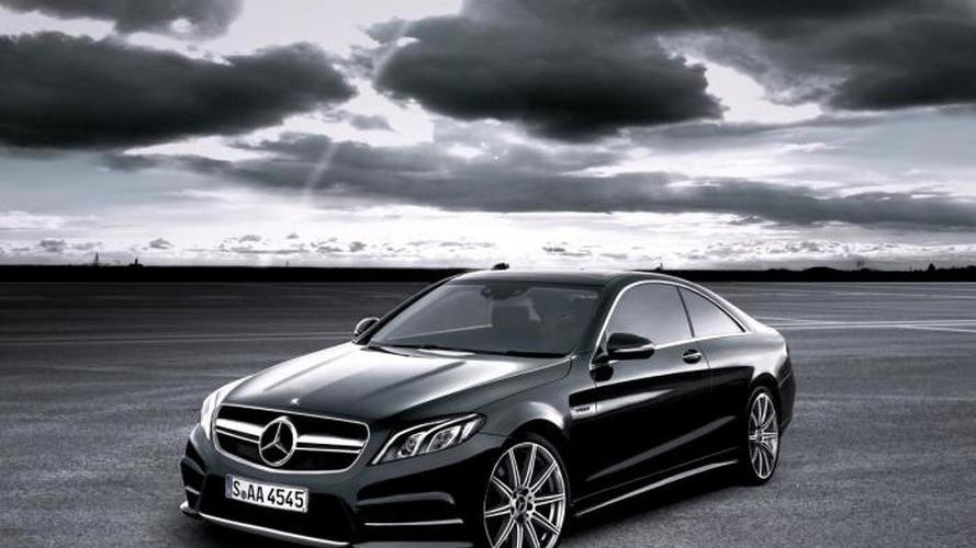 Wcf reader envisions next gen mercedes benz e class coupe for Mercedes benz e450