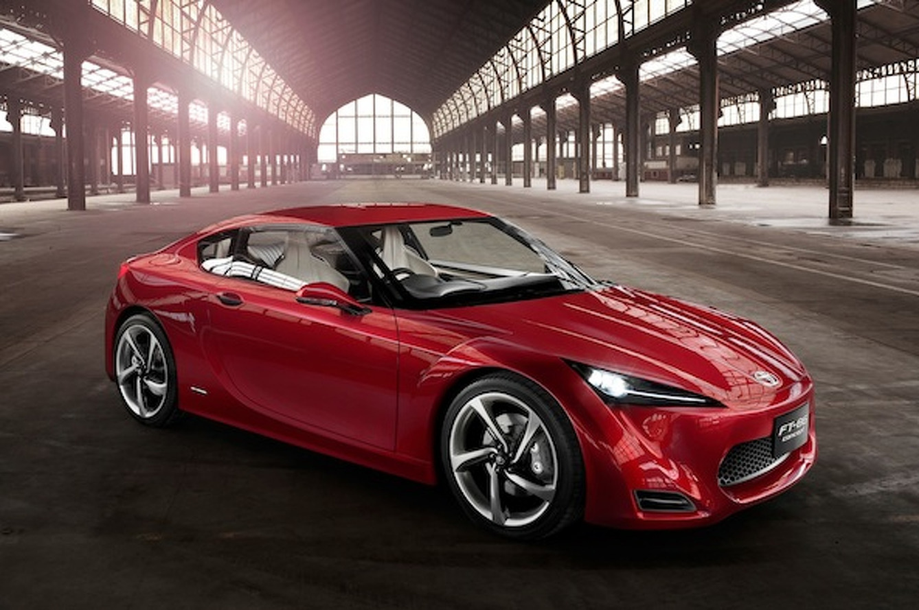 Toyota GT 86 Sedan Debuting This Week in Dubai