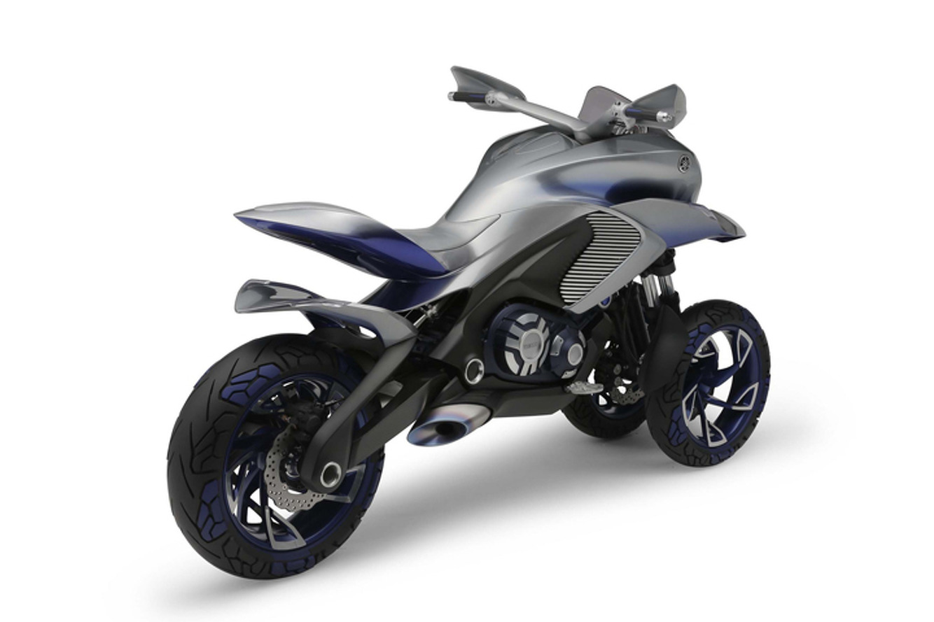 Yamaha's 01GEN Trike is the Right Amount of Weird