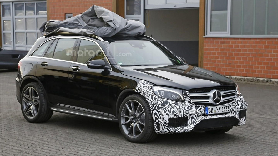 Mercedes-AMG GLC63 will have E63's drivetrain