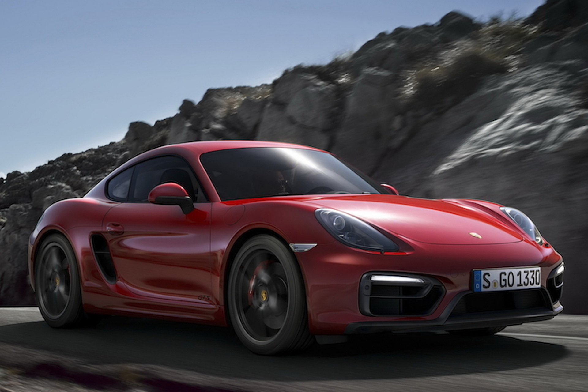 Porsche Cayman GTS, Boxster GTS Show Off In Beijing