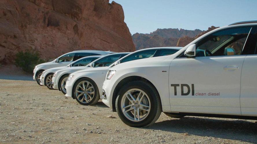 Audi to buy back 25,000 diesel models in the U.S.
