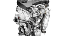 GM unveils a new Ecotec engine family, will be used in the 2015 Cruze