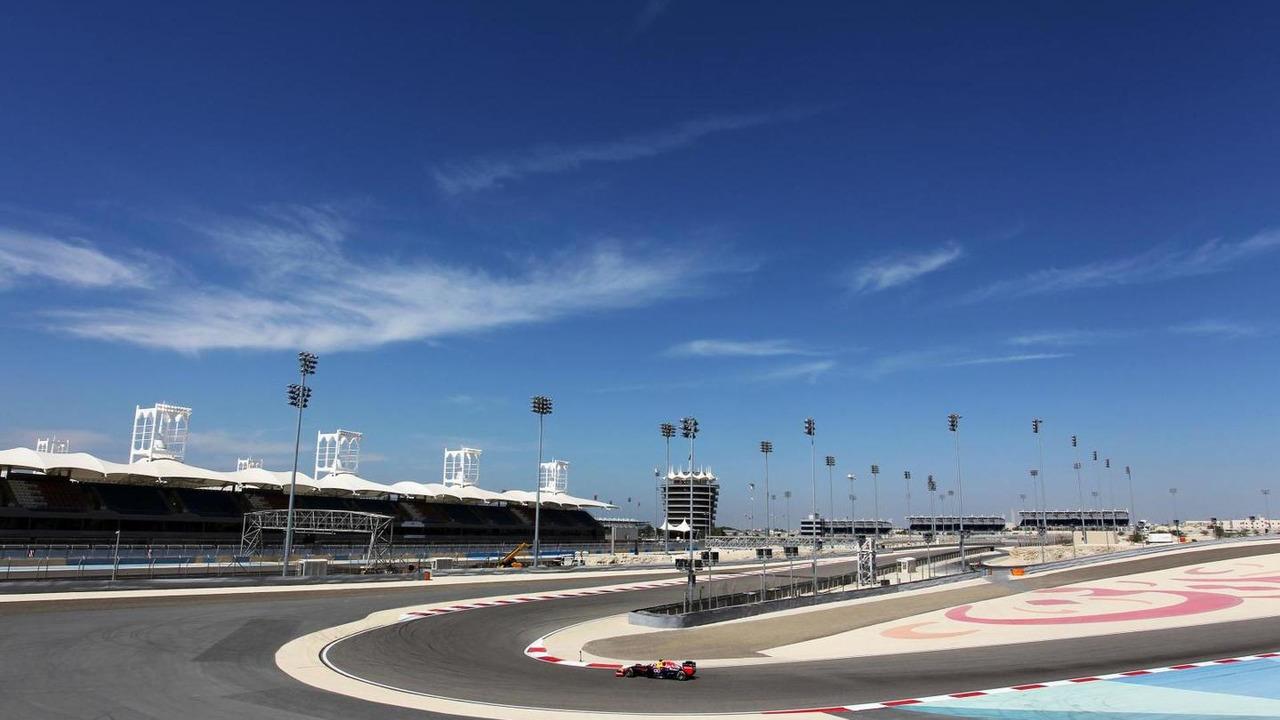 Bahrain Grand Prix circuit