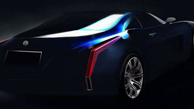 Cadillac concept to debut at Pebble Beach, might be a coupe