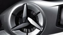 Mercedes Streamliner Supercar Concept