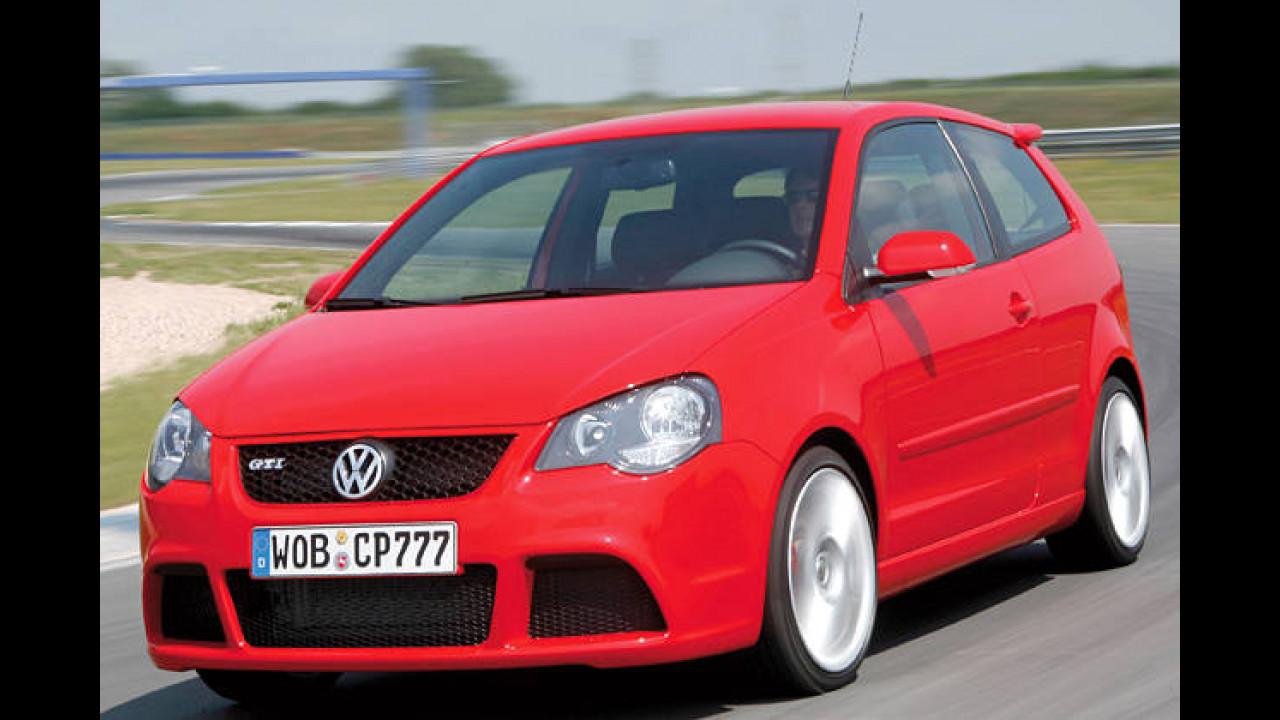 VW Polo GTI Cup Edition 3-türig