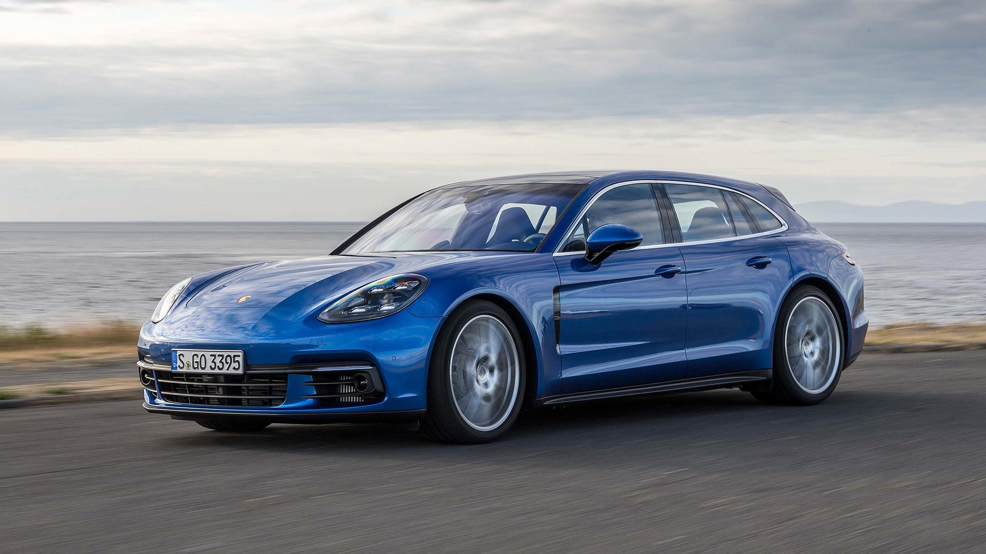 porsche panamera sport turismo 4s diesel first drive top class. Black Bedroom Furniture Sets. Home Design Ideas