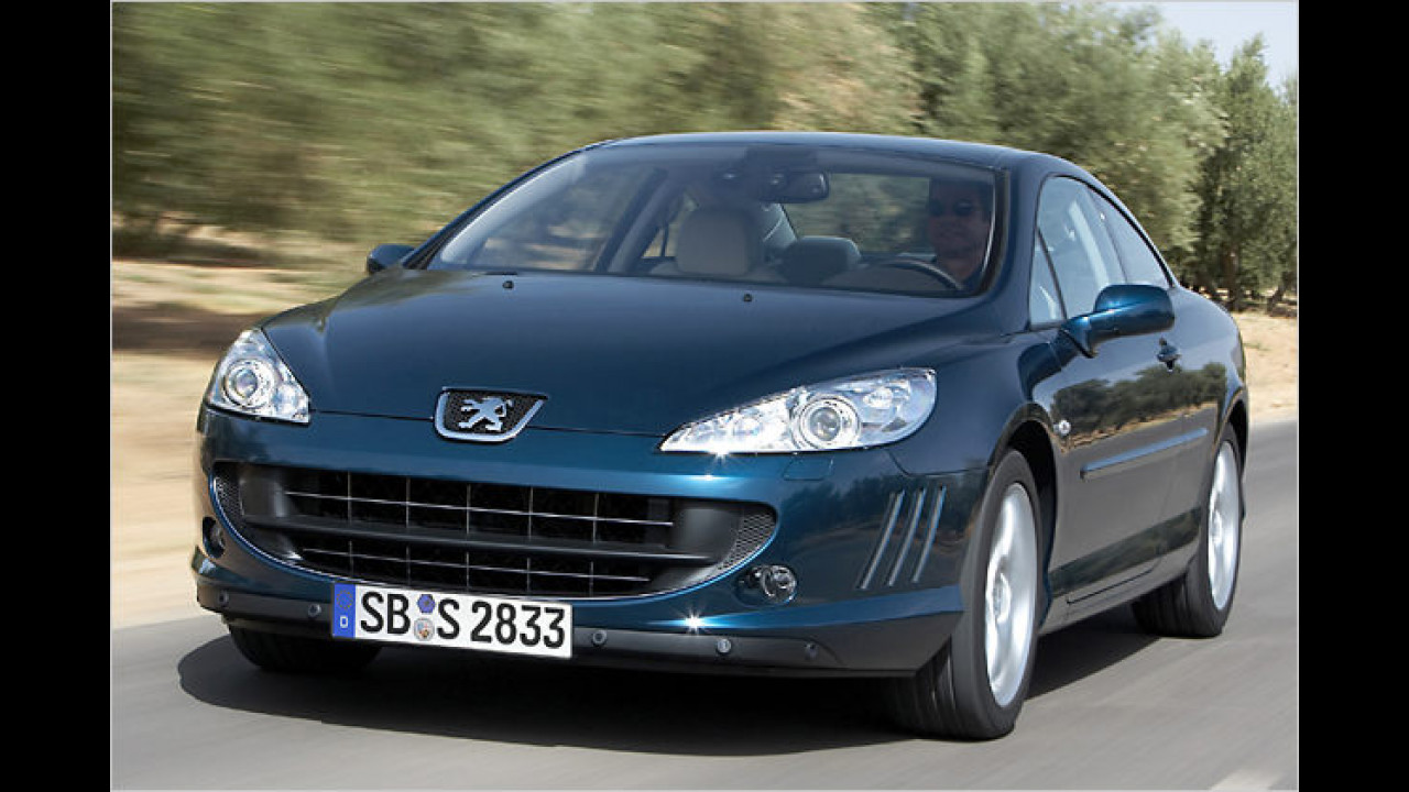 Peugeot Rußpartikelfilter