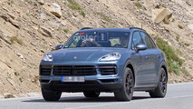 Porsche Cayenne Spy Photo