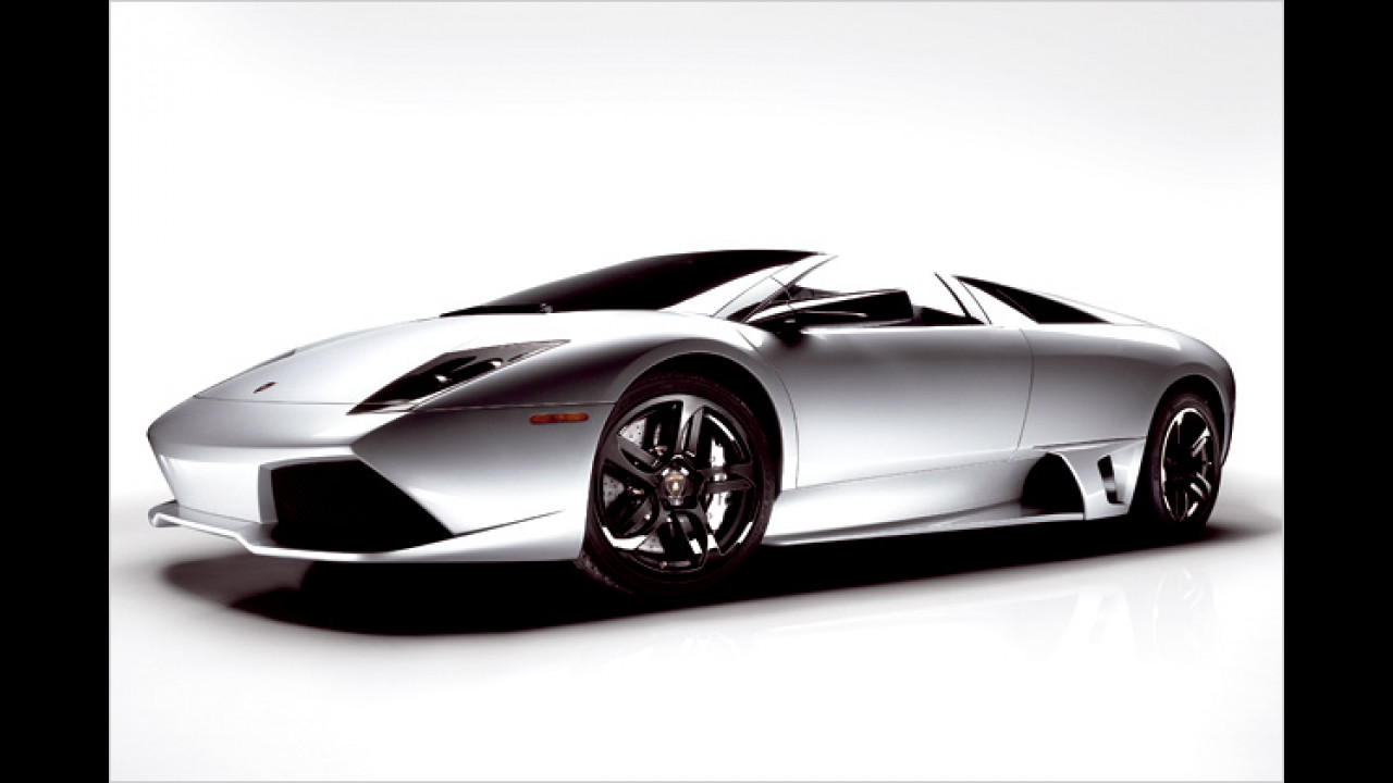 Lamborghini Murciélago Roadster LP 640