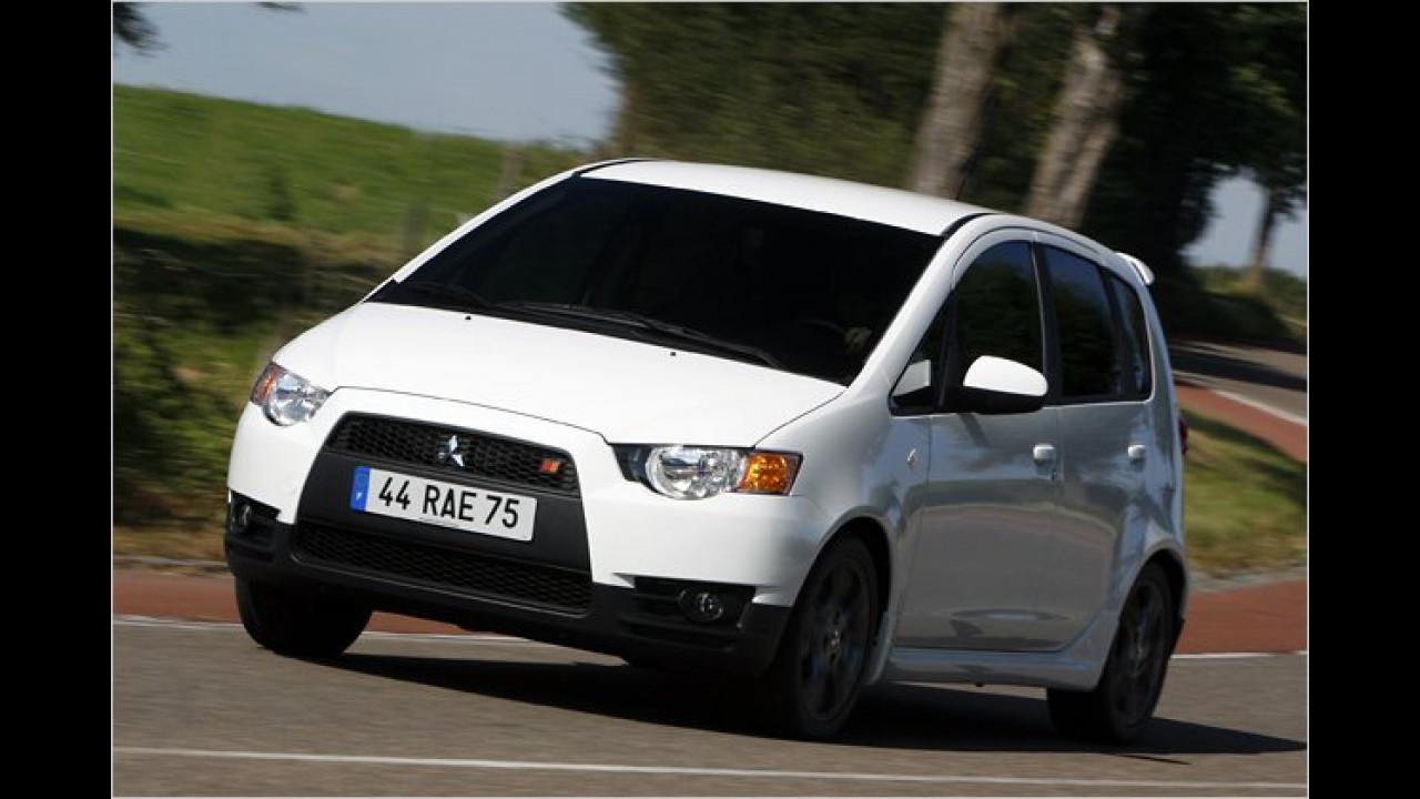 Mitsubishi: Colt und Outlander aus Holland