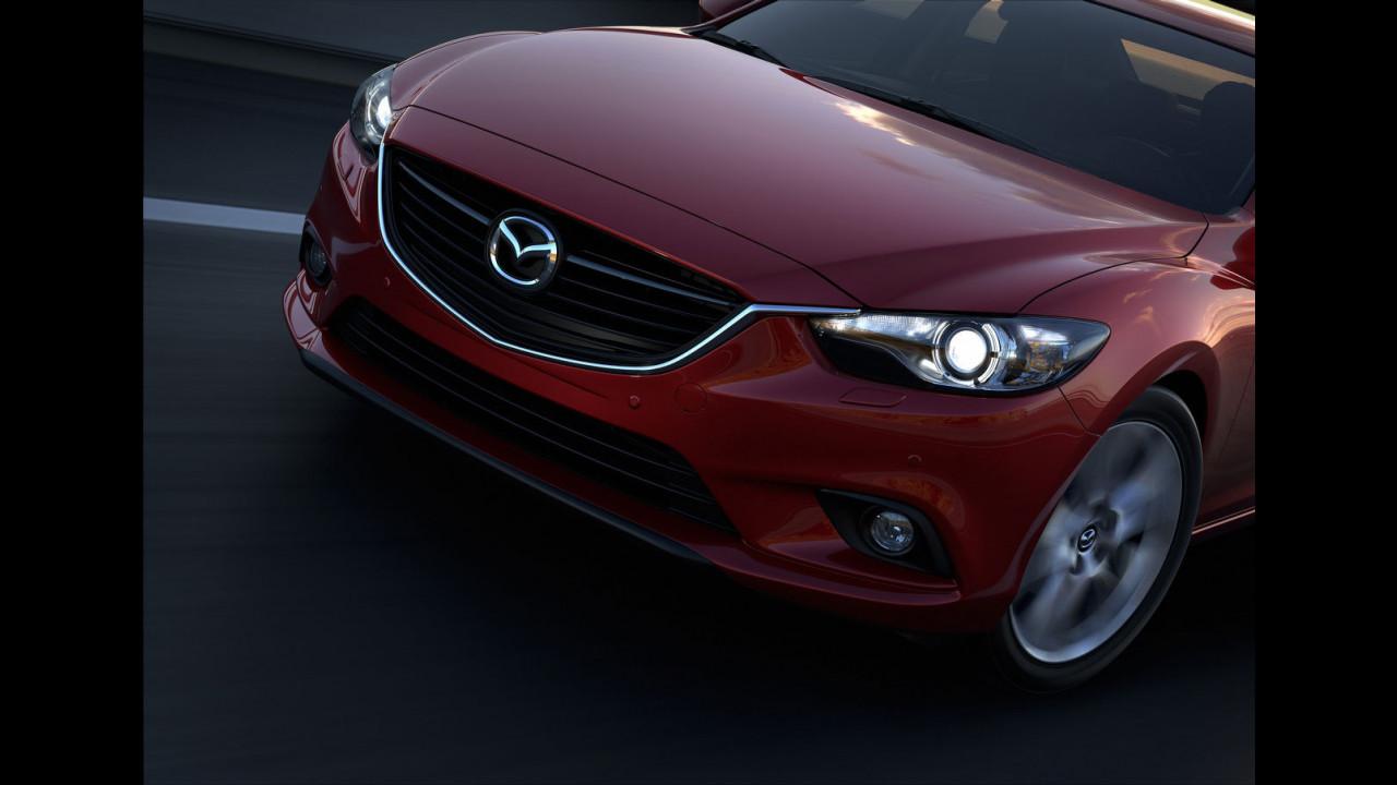 Nuova Mazda6. I teaser