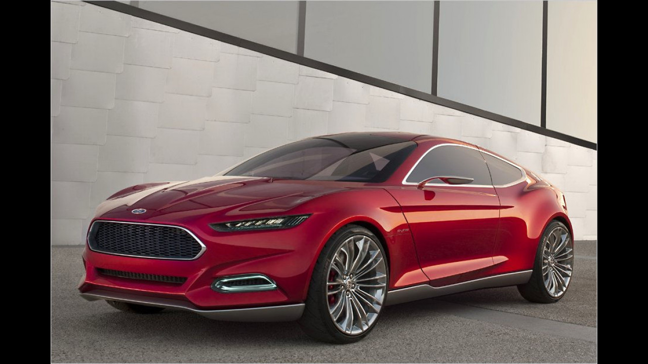 Ford Evos Concept (IAA 2011)