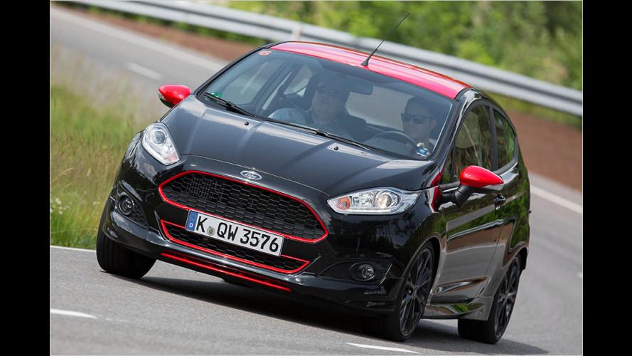 Fiesta Sport: Fieser Ford