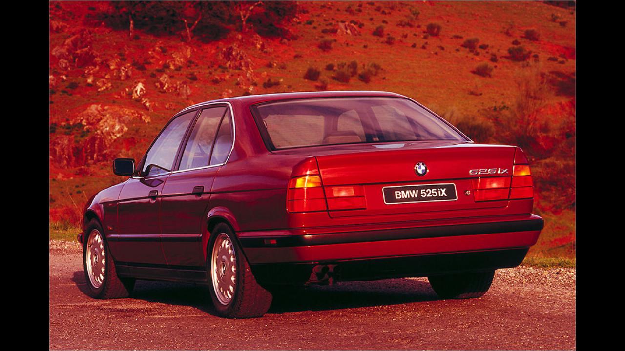BMW 525iX