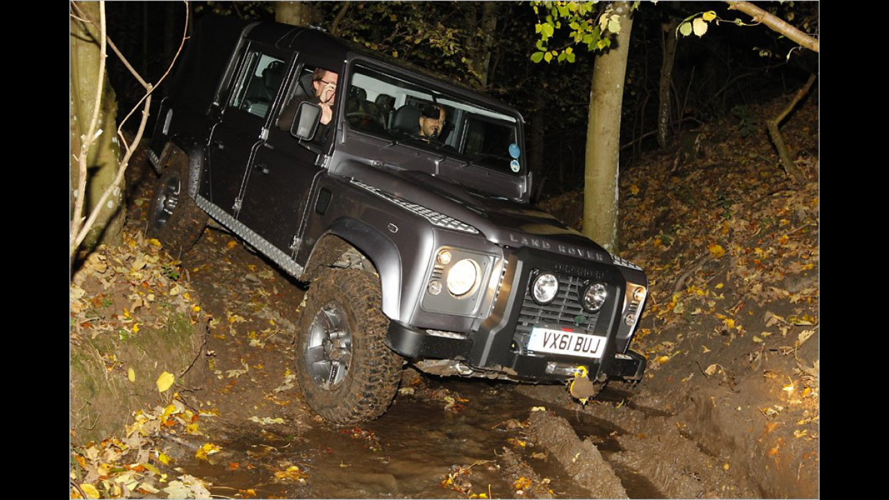 Land Rover Defender (seit 1983)